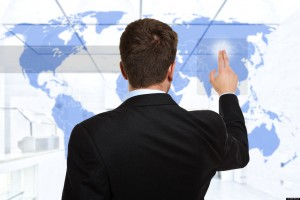 Sole Rep of an Overseas Business Initial Application